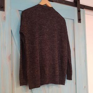 Madewell Sweaters - Madewell heathered grey pocket cardigan XS
